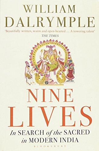 Nine Lives In Search Of The Sacred [Paperback] [Jan 01, 2015] NA [Paperback] [Jan 01, 2017] NA