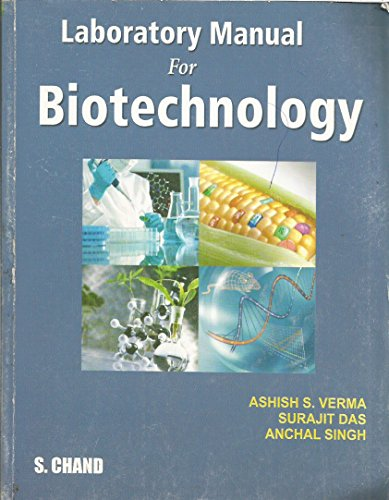 Laboratory Manual for Biotechnology Students
