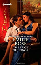 The Price of Honor by Emilie Rose (2011-11-01)