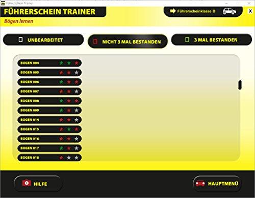 Führerschein Trainer 2018 - original amtlicher Fragebogen - 7