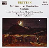 Britten: Les Illuminations - Sérénade - Nocturne