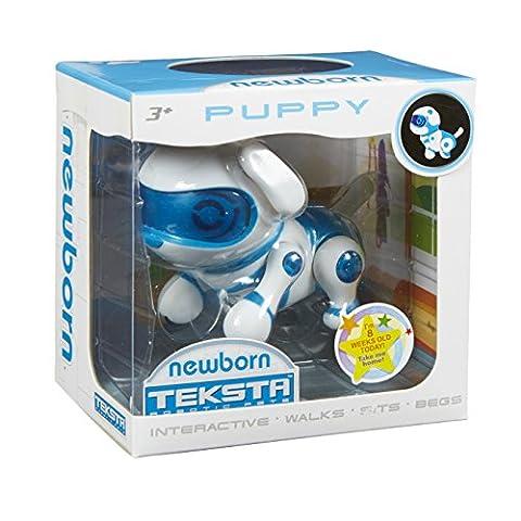 Teksta Robotic – Newborn – Puppy – Chiot Robot –