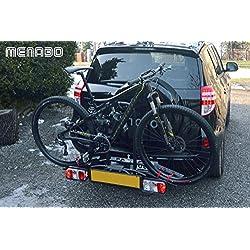 Menabo 000077500000Naos Eco 2- Gancho para transportar bicicletas