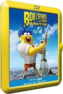 Bob l'éponge le film : Un héros sort de l'eau [ Blu-ray 3D] [Combo Blu-ray 3D + Blu-ray 2D]