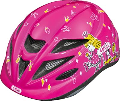 Abus Hubble Girls' Cycle Helmet from ABUS
