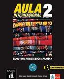 Aula 2: Lehr- und Arbeitsbuch + Audio-CD (Klettausgabe)