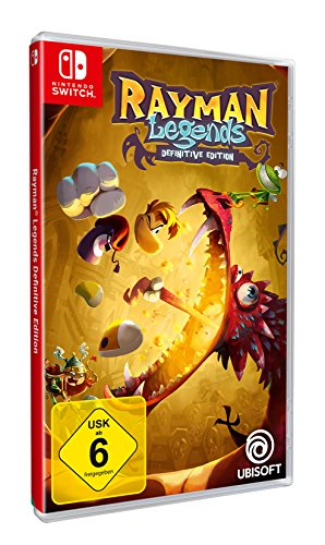 Rayman Legends - Definitive Edition - [Nintendo Switch]