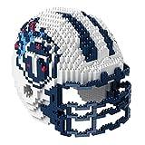 Tennessee Titans NFL Football Team 3D BRXLZ Helm Helmet Puzzle ...