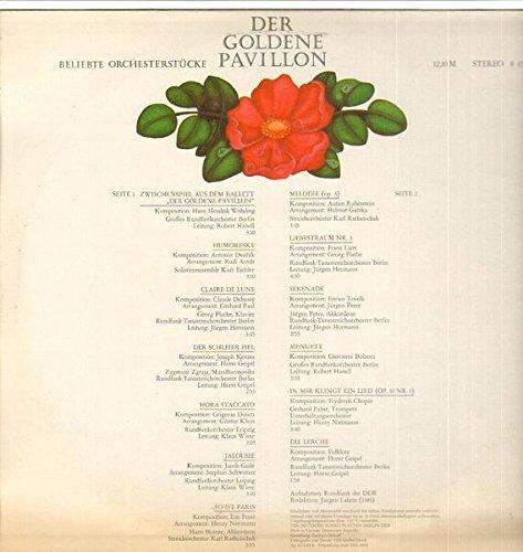 Box Pavillon (Der Goldene Pavillon - Beliebte Orchesterstücke [Vinyl LP])
