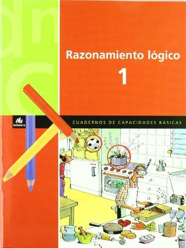Cuaderno de Razonamiento lógico 1