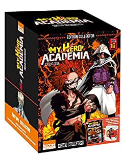 My Hero Academia Edition collector Tome 16