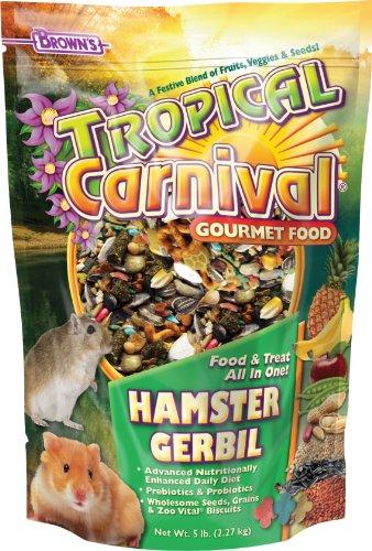Tropical Carn Gourm Hamster Food 5lb (5 Lb Hamster)