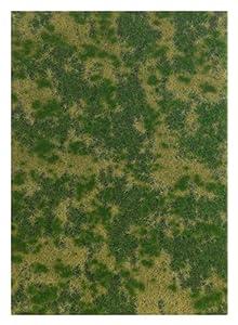 Busch - Material para Suelo de modelismo Escala 1:87 (25x35x3 cm)