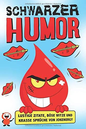 Schwarzer Humor - Schwarze Witze