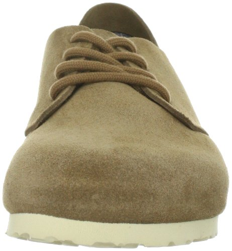 Birkenstock Maine , Chaussures à lacets femme Marron (Marron-TR-F5-601)