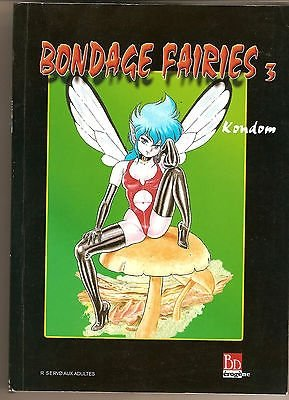 Bondage Fairies, tome 3