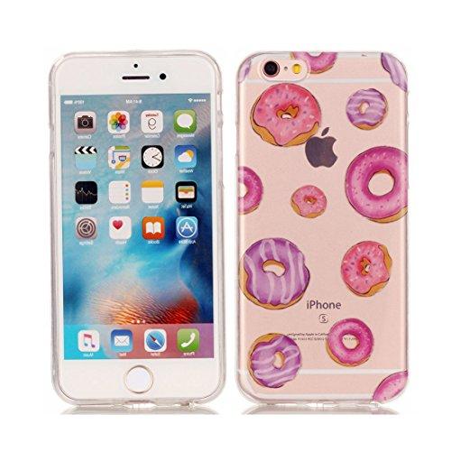 iPhone 6S Plus Custodia Case, Silicone molle TPU iPhone 6s Plus / 6 Plus copertura Cover, Cartoon Modelli di personalità // Tacchi alti // ShockProof Ultra Slim & Pesare leggero # 3