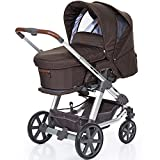 ABC Design 61003615 Turbo 4 Style Kinderwagen und Babyschale 3-in-1, Modell Tree