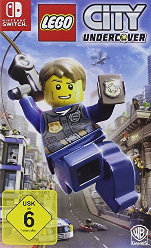 Lego City Undercover [Nintendo Switch] (City U Undercover Wii Lego)