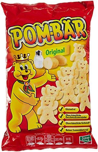 Funny-Frisch Pom-Bär Original 75 g, 24er Pack (24 x 75 g)