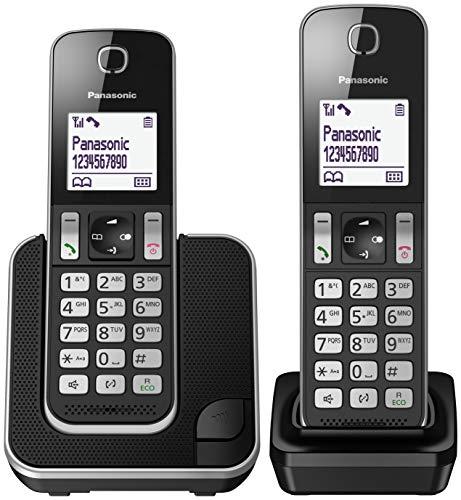 Panasonic KX-TGD312 - Teléfono fijo inalámbrico