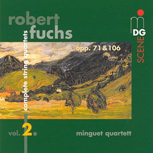 Fuchs: Complete String Quartet...
