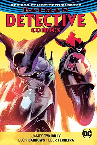 Batman: Detective Comics: The Rebirth Deluxe Edition Book 3 - Alter Mantel