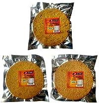 Joyable Khakhra - Combo of 3 Flavors (Methi, Masala, Jeera)