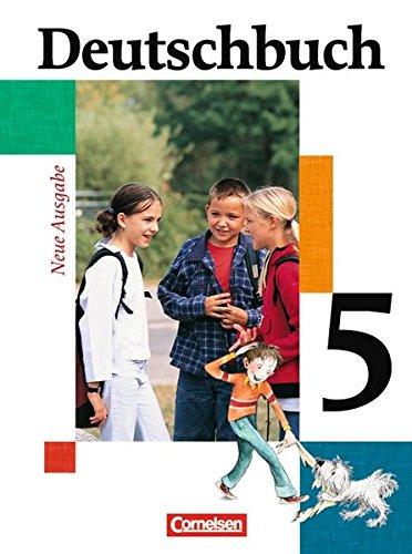Deutschbuch Gymnasium - Allgemeine Ausgabe / 5. Schuljahr - Schülerbuch, 2. Auflage
