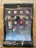 Schwarz Kinder/Kinder/Kleinkinder Gummi Bounce Impact Haut Schutzhülle für Apple iPad Air