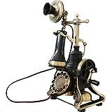 WBR Vintage Retro creativo Inicio teléfono teléfono fijo fijo Caller id para la decoración del...