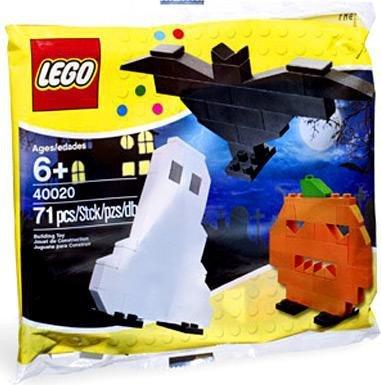LEGO 40020 Halloween Set (Lego Halloween set) (japan import)