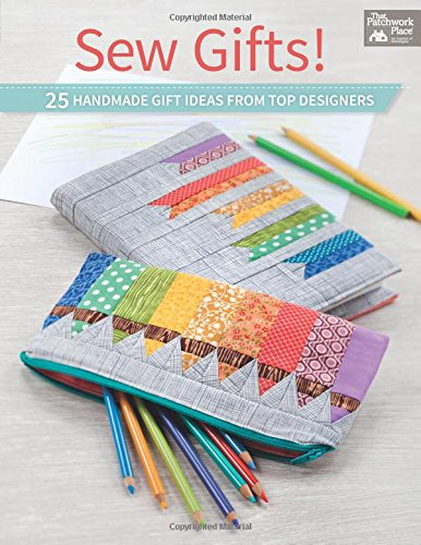 Sew Gifts: 25 Handmade Gift Ideas from Top Designers