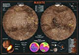 Scarica Libro Marte Geoposter (PDF,EPUB,MOBI) Online Italiano Gratis