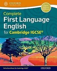 estimation pour le livre Complete First Language English for Cambridge...