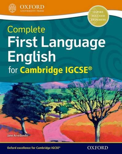 Complete first language english for Cambridge IGCSE. Student book. Per le Scuole superiori. Con espansione online (Igcse First Language)