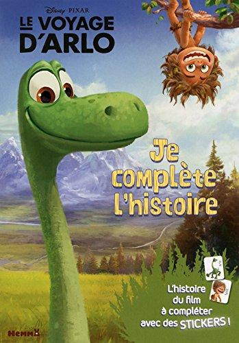Disney Pixar - Le Voyage d'Arlo - Je complète l'histoire