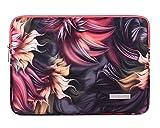 Bunte Blendung Laptoptasche tragbare Laptoptasche Sleeve Hülle Schutztasche für Macbook Sleeve iPad-Paket Canvas Tasche As Picture 6 15Inch