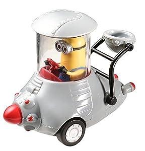 Gru - Vehículo Minions (varios modelos) , Modelos/colores Surtidos, 1 Unidad