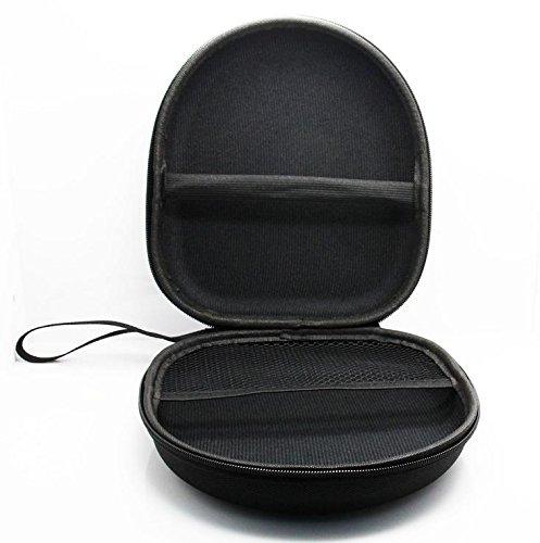 21×18.5x6cm Schutz Tasche Headset Kopfhörer Ohrhörer Schutzhüllen Case - 2