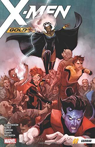 Preisvergleich Produktbild X-Men Gold Vol. 7: Godwar (X-Men Gold (2017),  Band 7)