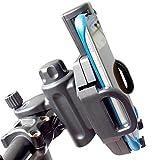 extra forte universale bicicletta moto cellulare smartphone lettore MP3-Player SUPPORTO AM Manubrio Scooter Quad triciclo NAVIGATORE modello: IP24