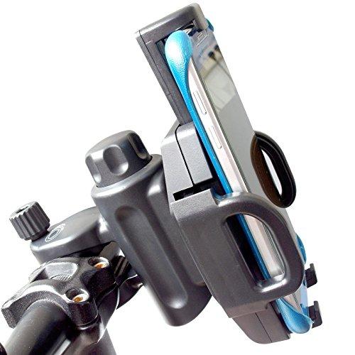 DRALL INSTRUMENTS Extra Starke Universal Smartphone Halterung für Fahrrad Motorrad MP3-Player am Lenker Roller Quad Trike Navi Modell: IP24
