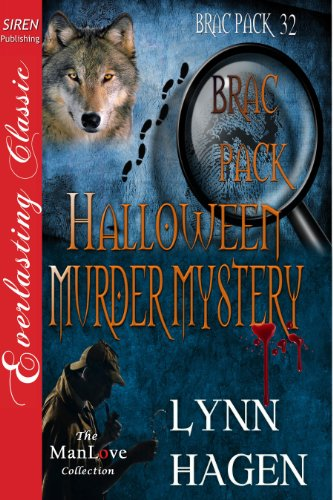 Brac Pack Halloween Murder Mystery [Brac Pack 32] (Siren Publishing Everlasting Classic - Halloween Siren