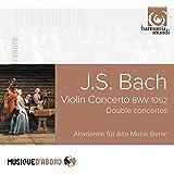 Violinkonzerte Bwv 1052