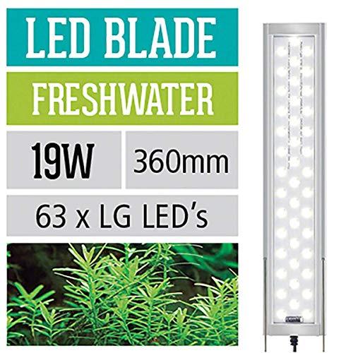 Arcadia LED Leuchte 19 Watt 360mm Series 5 Blade Freshwater Aquarium Beleuchtung