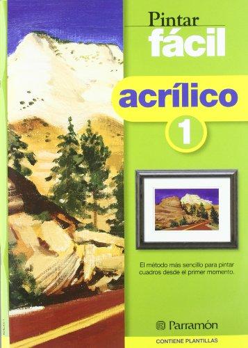 PINTAR FACIL ACRILICO 1