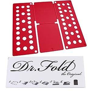 Dr. fold planche de pliage pour chemises red edition
