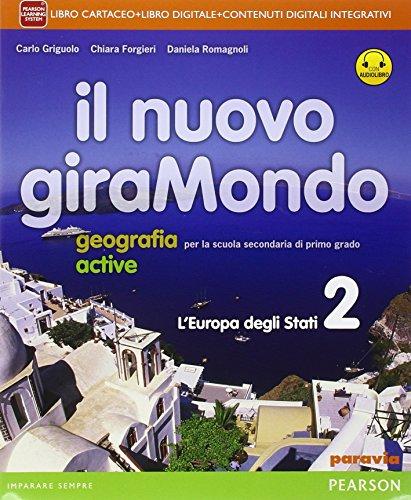 Nuovo giramondoLIM. Per la Scuola media. Con e-book. Con espansione online. Con libro: 2