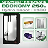 Hydro Shoot HS80 Grow Set 250W Economy
